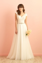 Allure Romance Wedding Dress 2851