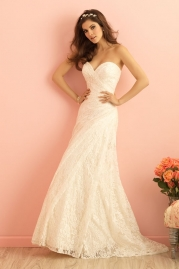 Allure Romance Wedding Dress 2854