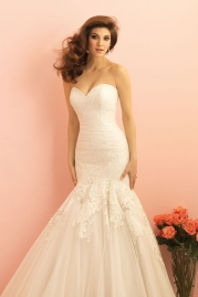 Allure Romance Wedding Dress 2856