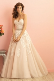 Allure Romance Wedding Dress 2858