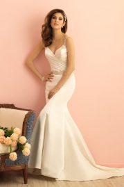 Allure Romance Wedding Dress 2861