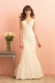 Allure Romance Wedding Dress 2862