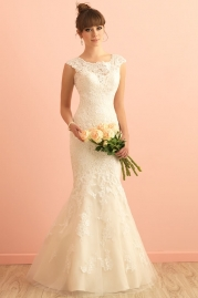 Allure Romance Wedding Dress 2864
