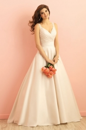 Allure Romance Wedding Dress 2865