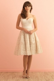 Allure Romance Wedding Dress 2866