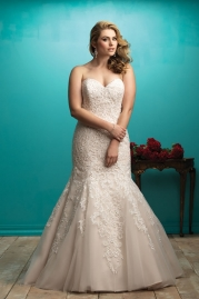 Allure Women Wedding Dress W363