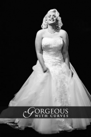 Gorgeous With Curves Wedding Dress Marilyn