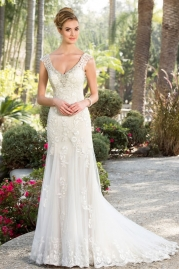 Ivoire Wedding Gown Style V1605 BLAIRE