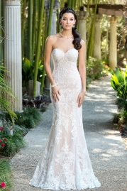 Ivoire Wedding Gown Style V1606 SAMANTHA