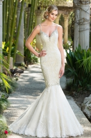 Ivoire Wedding Gown Style V1607 ROCHELLE