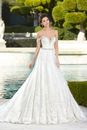 Ivoire Wedding Gown Style V1611 TABITHA