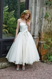 Ivory & Co Wedding Dress Pearl Orchid