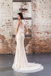 Justin Alexander Signature Wedding Dress 9854