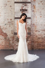 Justin Alexander Signature Wedding Dress 9861