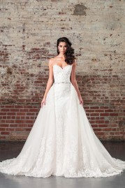 Justin Alexander Signature Wedding Dress 9862