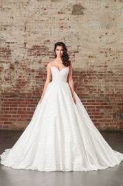 Justin Alexander Signature Wedding Dress 9864
