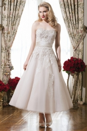 Justin Alexander Wedding Dress 8750