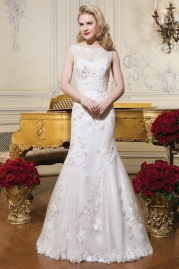 Justin Alexander Wedding Dress 8751