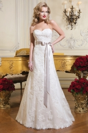 Justin Alexander Wedding Dress 8752