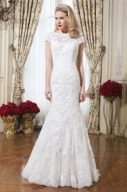 Justin Alexander Wedding Dress 8754