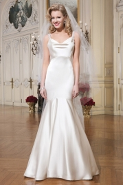 Justin Alexander Wedding Dress 8756