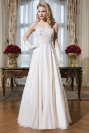 Justin Alexander Wedding Dress 8757