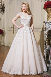 Justin Alexander Wedding Dress 8760