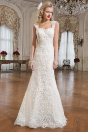 Justin Alexander Wedding Dress 8761