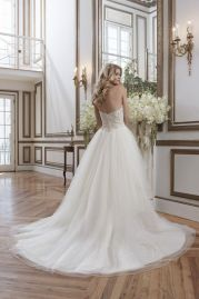 Justin Alexander Wedding Dress 8786 Back