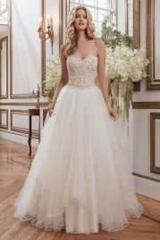 Justin Alexander Wedding Dress 8786