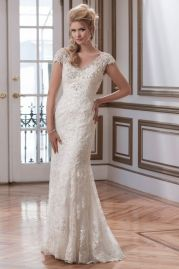 Justin Alexander Wedding Dress 8787