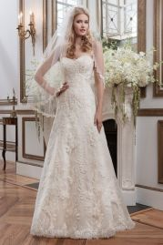 Justin Alexander Wedding Dress 8788