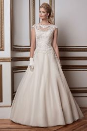 Justin Alexander Wedding Dress 8789