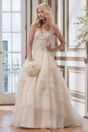 Justin Alexander Wedding Dress 8790