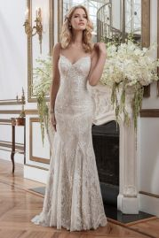Justin Alexander Wedding Dress 8791
