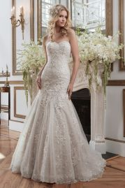Justin Alexander Wedding Dress 8793