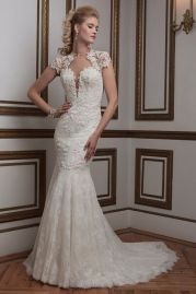 Justin Alexander Wedding Dress 8796