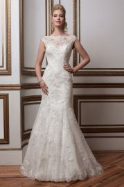 Justin Alexander Wedding Dress 8797
