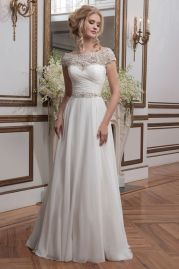 Justin Alexander Wedding Dress 8799