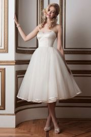 Justin Alexander Wedding Dress 8800