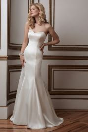 Justin Alexander Wedding Dress 8802