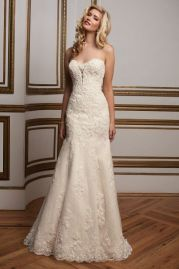 Justin Alexander Wedding Dress 8811