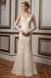 Justin Alexander Wedding Dress 8812