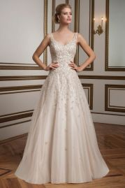 Justin Alexander Wedding Dress 8813
