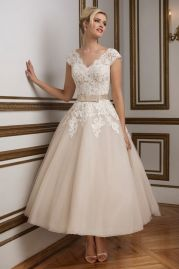 Justin Alexander Wedding Dress 8815
