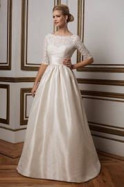Justin Alexander Wedding Dress 8816