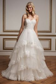 Justin Alexander Wedding Dress 8823