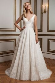 Justin Alexander Wedding Dress 8824