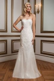 Justin Alexander Wedding Dress 8826
