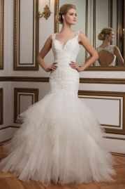 Justin Alexander Wedding Dress 8827